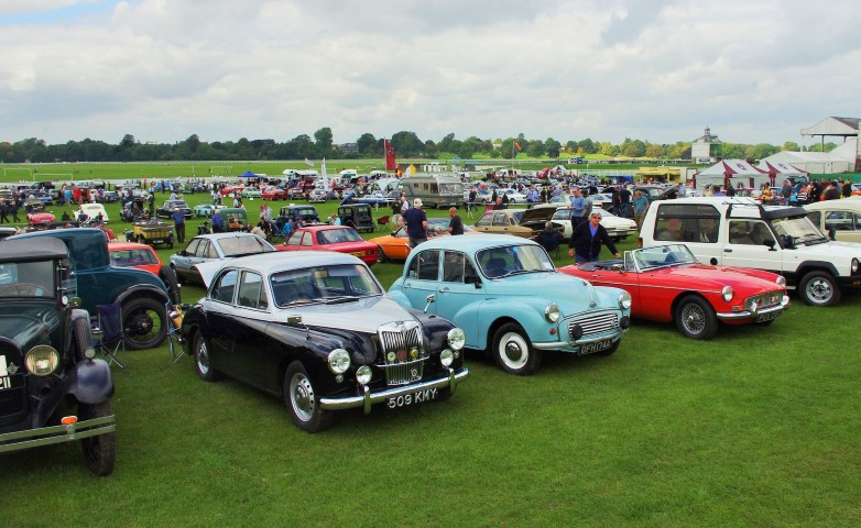 York Historic Vehicle Group York Racecourse Sunday Th September - Classic car show york